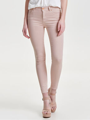 STUDIO MW ANKLE SKINNY FIT JEANS