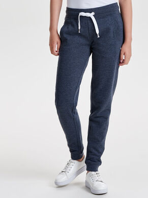 SLIM FIT JOGGING EN MOLLETON