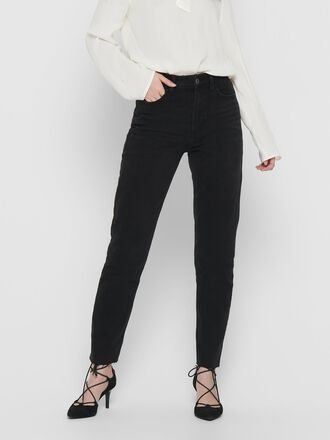 ONLEMILY HW STRAIGHT FIT JEANS