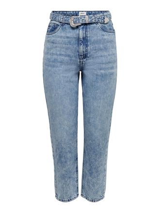 ONLKYLE LIFE CROPPED MOM JEANS