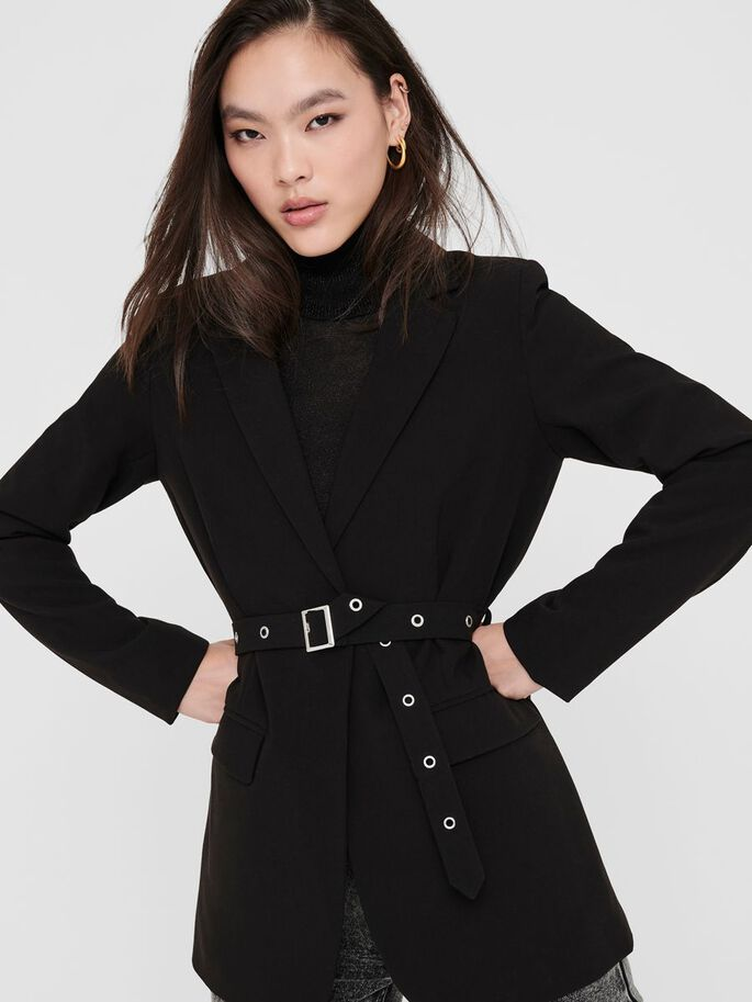 RIEM BLAZER, Black, large