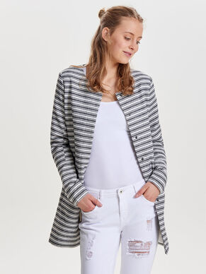 STRIPED COAT