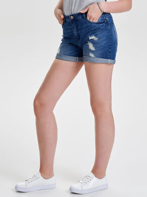 BROOKY REG DENIM SHORTS