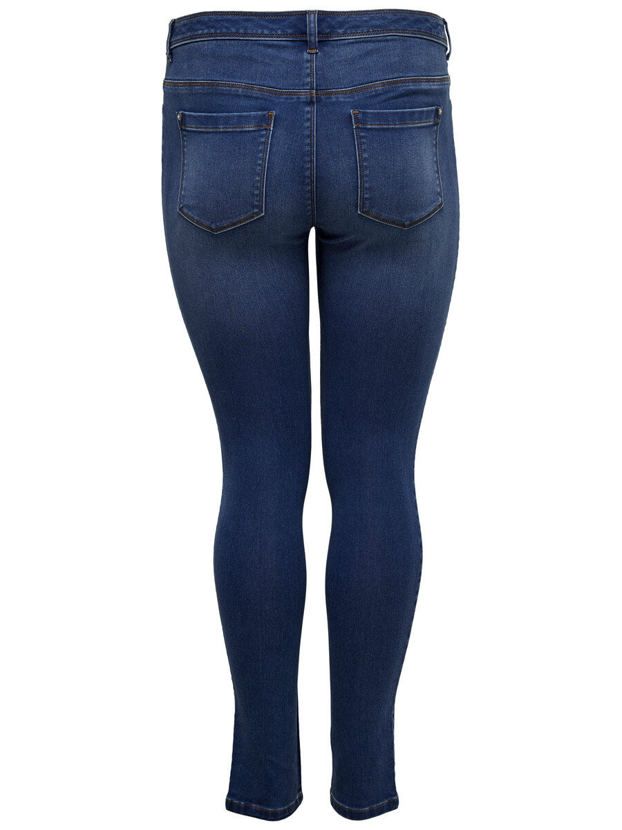 Only Curvy Ultimate King Reg Skinny Fit Jeans Women Blue Buy Cheap Prices Outlet Locations For Sale Clearance Supply Cheap Best Seller mzub5fyJ
