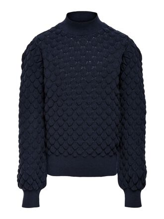 TEXTURE PULL EN MAILLE