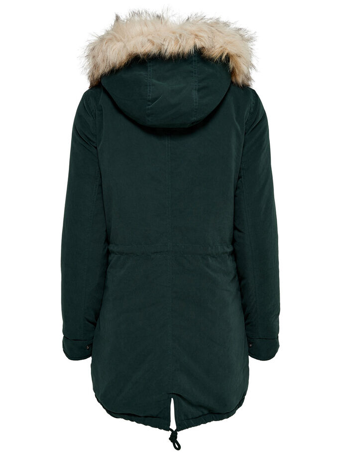 LONG PARKA, Scarab, large