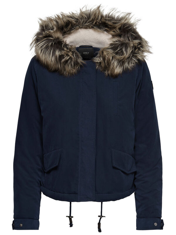 ONLY - only short parka coat  - 1