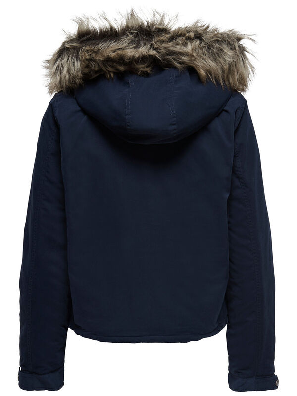 ONLY - only short parka coat  - 2